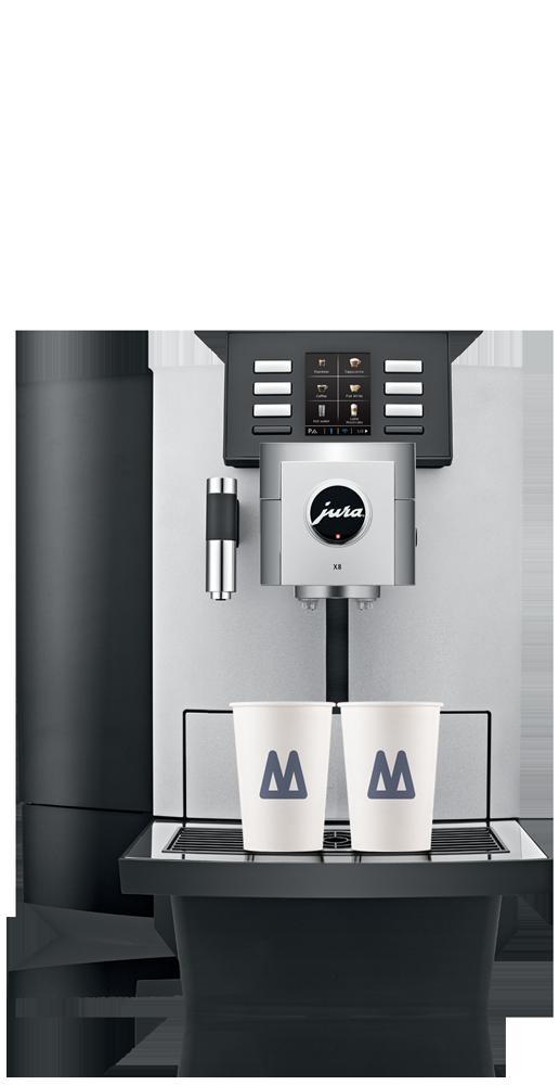 Moyee-Jura-X8-machine