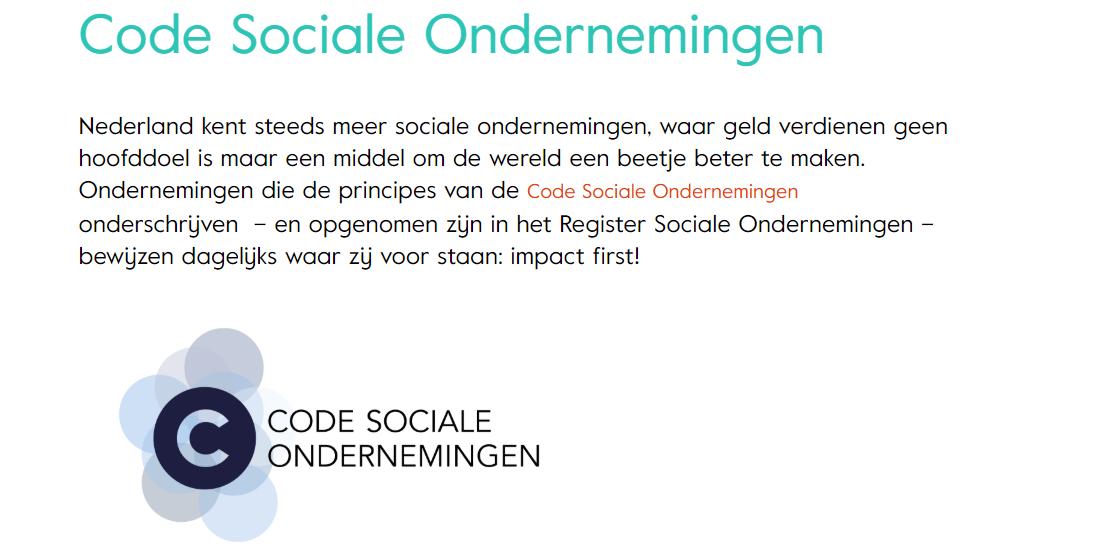 code sociale
