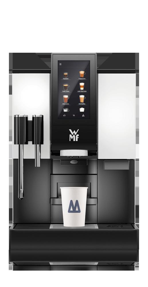 koffie op kantoor zakelijk WMF