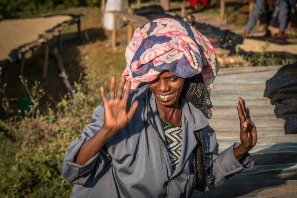 Ethiopia women