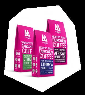 Amref tasting pack