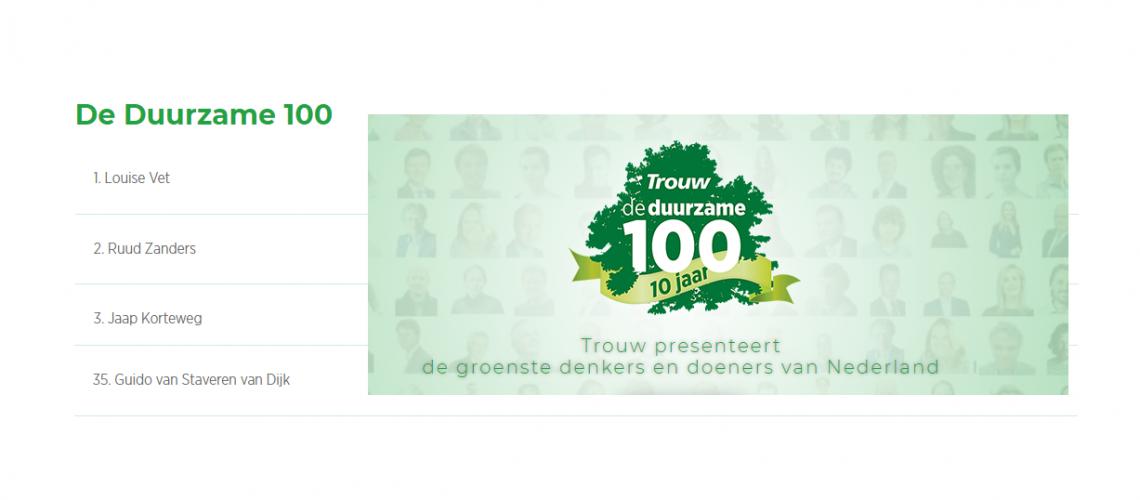 duurzame 100